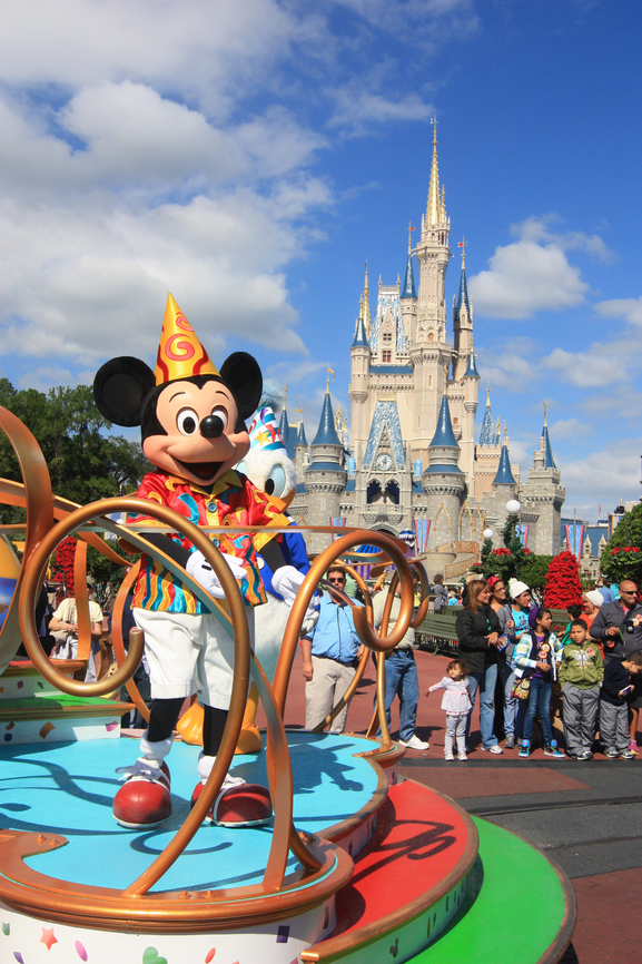 Disney World might be the ultimate kids' vacation destination, but what if you have to go for work? Find out why you might decide to make the trip sans kids.