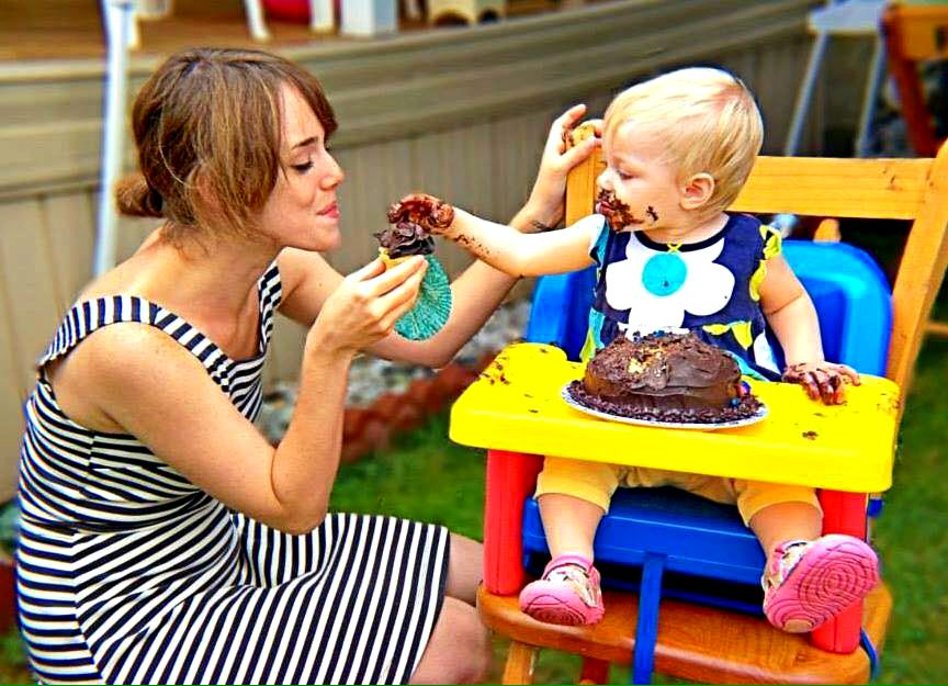 babys-first-birthday-cupcake